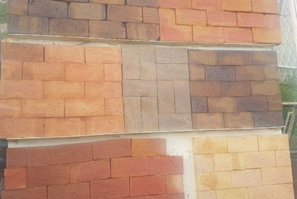 Littlehampton Clay Pavers